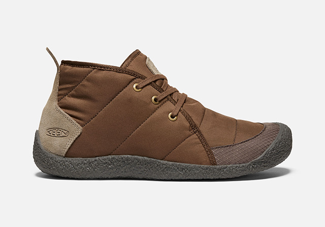 HOWSER QUILTED CHUKKA